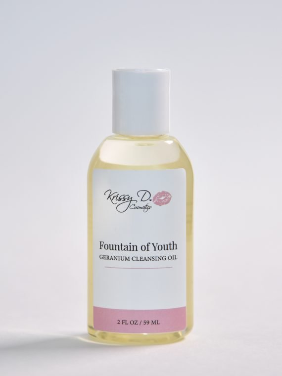FOUNTAIN OF YOUTH GERANIUM CLEANSING OIL